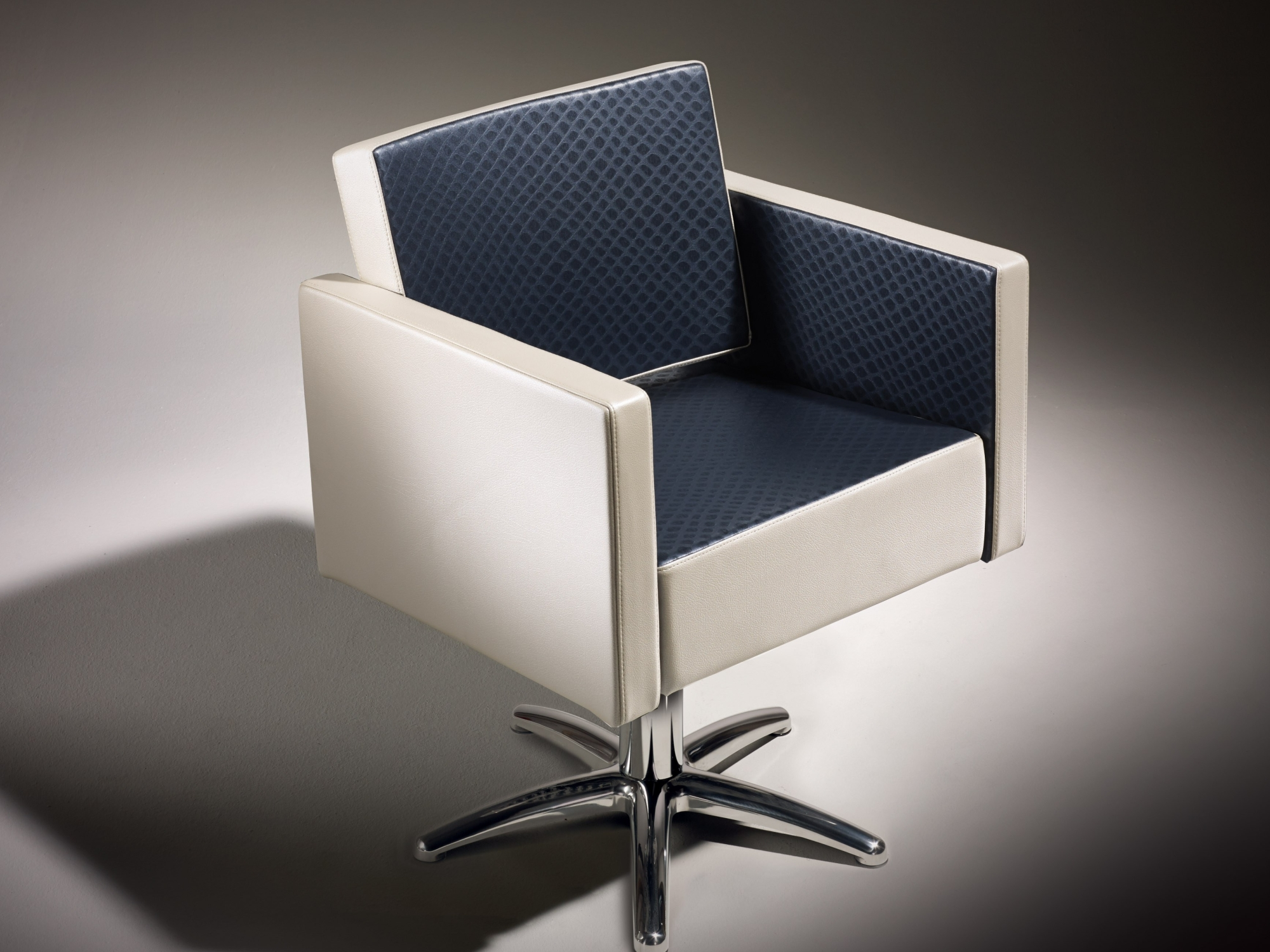 Square Styling Chair by Salon Ambience