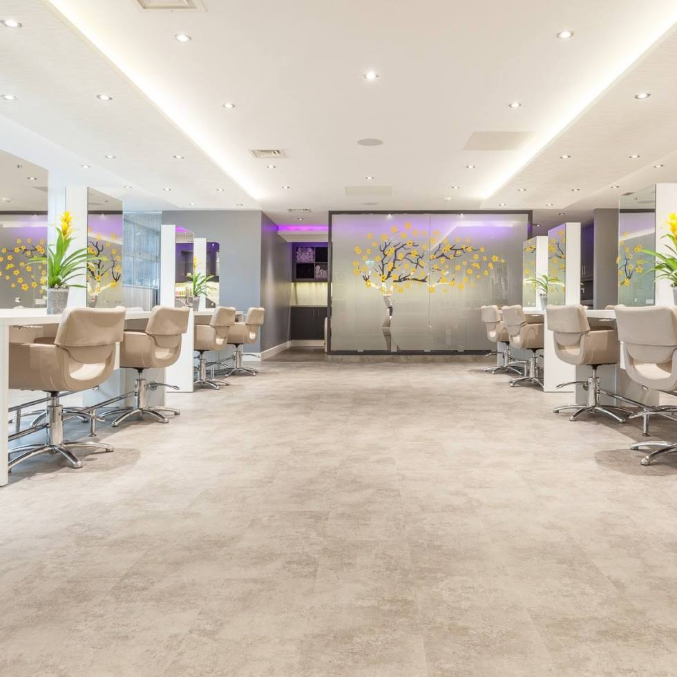 Energy Beauty Hair Salon Remodel